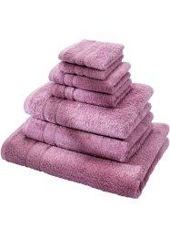 Premium Handtuch Set (7-tlg. Set), bpc living bonprix collection