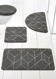 Badematte mit graphischem Muster, bpc living bonprix collection