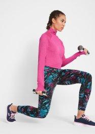 Sport-Leggings, 7/8-Länge, Level 1, bpc bonprix collection