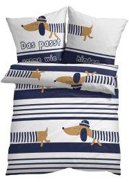 Bettwäsche mit Hunden, bpc living bonprix collection