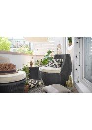 Balkonmöbel Set (3-tlg.Set), bpc living bonprix collection