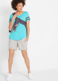 Sport-T-Shirt, kurzarm, bpc bonprix collection