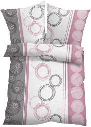 Bettwäsche mit Kreisen, bpc living bonprix collection
