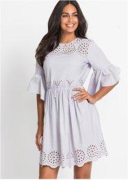 Kleid mit Lochstickerei, BODYFLIRT