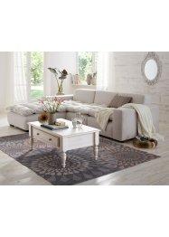 Waschbarer Teppich mit runden Ornamenten, bpc living bonprix collection