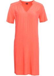 Kleid mit V-Ausschnitt, BODYFLIRT