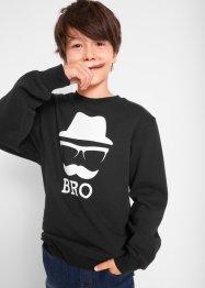 Sweatshirt mit Druck, bpc bonprix collection