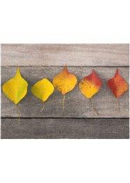 Fußmatte mit Blätter-Motiv, bpc living bonprix collection