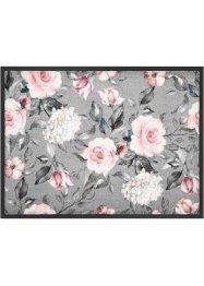 Fußmatte mit floralem Motiv, bpc living bonprix collection