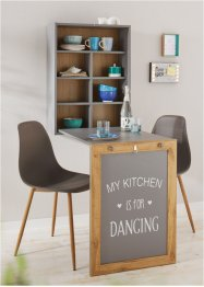 Esstisch mit Regal, bpc living bonprix collection