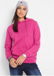 Basic Kapuzensweatshirt, bpc bonprix collection