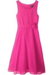 Festliches Kleid mit Satinband, bpc bonprix collection