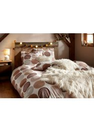 Kuscheldecke mit Synthetik-Fell, bpc living bonprix collection