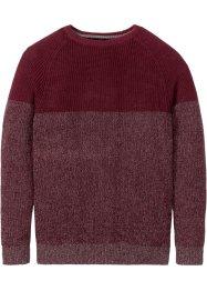 Pullover mit Rundhals-Ausschnitt, bpc bonprix collection