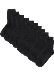 Socken Basic (10er Pack), bpc bonprix collection