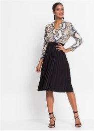 Shirtkleid mit Schlangenprint, BODYFLIRT boutique