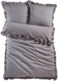 Bettwäsche mit Rüschen, bpc living bonprix collection