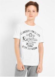T-Shirt (2er-Pack), bpc bonprix collection