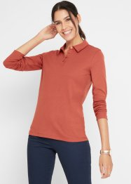 Shirt mit Polokragen, bpc bonprix collection