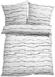 Bettwäsche mit Wellen, bpc living bonprix collection