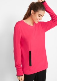 Modisches Sweatshirt, langarm, bpc bonprix collection