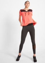 Bequemes Shirt und Leggings (2-tlg.Set), bpc bonprix collection