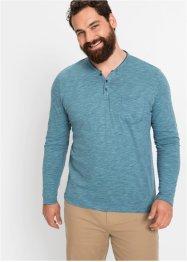 Henleyshirt, Langarm, bpc bonprix collection
