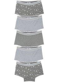 Panty (5er-Pack), bpc bonprix collection