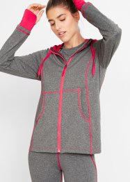 Sportliche Trainingsjacke, langarm, bpc bonprix collection