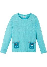 Pullover mit Taschen, bpc bonprix collection