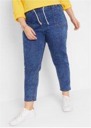 Lässige Jeanshose mit Waschung, bpc bonprix collection