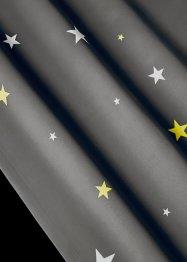 Verdunkelungsvorhang mit Sternen (1er Pack), bpc living bonprix collection