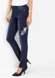 Stretch-Jeans mit Stickerei, bpc selection premium