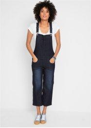 Jeans-Latzhose, WIDE, John Baner JEANSWEAR