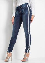 Jeans mit Glitzertape, BODYFLIRT