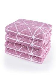 Handtuch (2er-Pack), bpc living bonprix collection