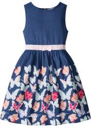 Mädchen Kleid mit Schmetterlingsdruck, bpc bonprix collection