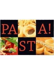 Fußmatte mit Pasta Druck, bpc living bonprix collection