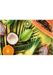 Fußmatte mit Früchtemotiv, bpc living bonprix collection