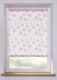 Sichtschutzrollo mit Blumen Druck, bpc living bonprix collection