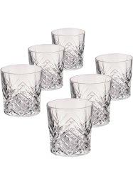 Gläser Set (6-tlg. Set), bpc living bonprix collection