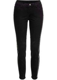 Skinny-Jeans mit Nieten, BODYFLIRT