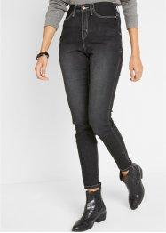 Jeans mit Elastikeinsatz, bpc bonprix collection