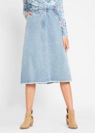 Maite Kelly Paperbag Jeans- Rock, bpc bonprix collection