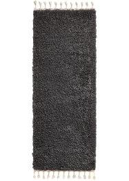 Hochflor Teppich mit Fransen, bpc living bonprix collection