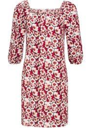 bedrucktes Kleid mit Carrée-Ausschnitt: Must Have, BODYFLIRT