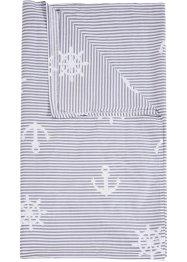 Tagesdecke mit maritimen Design, bpc living bonprix collection