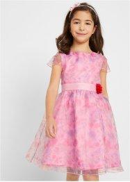 Festliches Mädchen Kleid mit Blumendruck, bpc bonprix collection