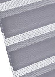 Schiebegardine mit Doppelrollo-Optik (1er Pack), bpc living bonprix collection