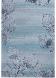 Waschbarer Teppich mit Blätterdruck, bpc living bonprix collection